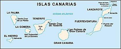 Rutas tur sticas de canarias for Oficina turismo canarias